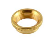 Allparts EP-4923 Deep Round Nut for Toggle Switches