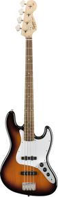 Squier Affinity Series™ Jazz Bass®, Brown Sunburst