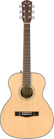 Fender CT-140SE Natural, with case