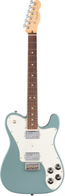 Fender American Pro Telecaster® Deluxe ShawBucker™, Rosewood Fingerboard, Sonic Gray, w/case