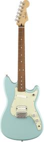 Fender Duo-Sonic™ HS, Pau Ferro Fingerboard, Daphne Blue