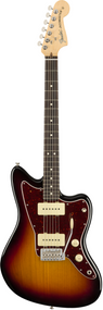 Fender American Performer Jazzmaster®, Rosewood Fingerboard, 3-Color Sunburst, w/bag