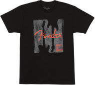 Fender® Built To Inspire Men's T-Shirt, Black, L