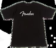 Fender® Spaghetti Logo T-Shirt, Black, M