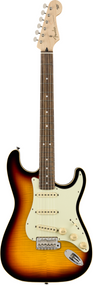 Fender Limited Edition Aerodyne Classic Stratocaster®, Flame Maple Top, Rosewood Fingerboard, 3-Color Sunburst