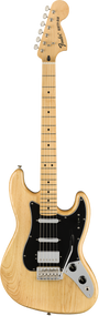 "Fender ""Alternate Reality"" Sixty-Six, Maple Fingerboard, Natural w/bag"