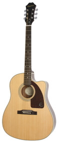 Epiphone AJ-210CE Outfit Acoustic/Electric, Natural, w/case