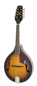 Epiphone MM-30S A-Style Mandolin, Antique Sunburst