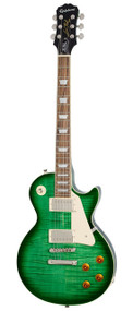 Epiphone Les Paul Standard Plus-Top Pro, Green Burst