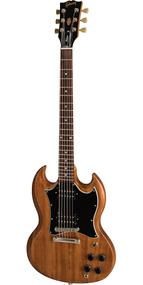 Gibson SG Tribute, Natural Walnut, w/bag