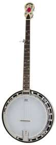 Epiphone Mayfair™ 5-String Banjo, Mahogany