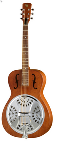 Epiphone Dobro™ Hound Dog Round Neck Resonator, Violinburst