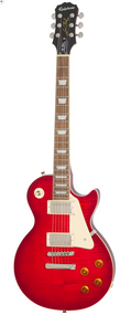 Epiphone Les Paul Standard Plus-Top Pro, Blood Orange
