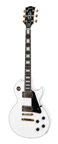 Gibson Les Paul Custom w/Ebony Fingerboard, Gloss Alpine White, w/case
