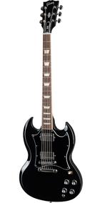 Gibson SG Standard, Ebony, w/case