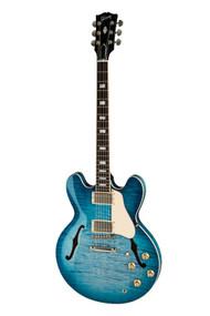 Gibson ES-335 Figured, Glacier Blue, w/case