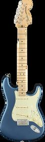 Fender American Performer Stratocaster®, Maple Fingerboard, Satin Lake Placid Blue, w/bag