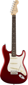 Fender American Pro Stratocaster®, Rosewood Fingerboard, Candy Apple Red w/case