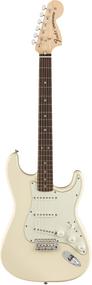 Fender Albert Hammond Jr. Signature Stratocaster®, Rosewood Fingerboard, Olympic White