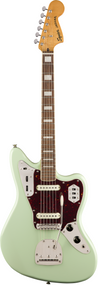 Squier Classic Vibe '70s Jaguar®, Laurel Fingerboard, Surf Green