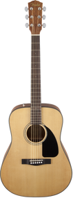 Fender CD-60 Dreadnought V3, Natural, w/case