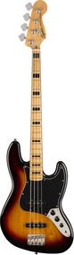 Squier Classic Vibe '70s Jazz Bass®, Maple Fingerboard, 3-Color Sunburst