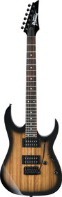 Ibanez GRG120ZWNGT, Natural Gray Burst