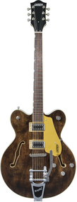 Gretsch G5622T Electromatic® Center Block Double-Cut with Bigsby®, Laurel Fingerboard, Imperial Stain