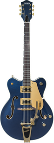 Gretsch G5422TG Limited Edition Electromatic® Hollow-Body Double-Cut, Rosewood Fingerboard, Midnight Sapphire