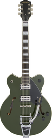 Gretsch G2622T Streamliner™ Center Block with Bigsby®, Laurel Fingerboard, Broad'Tron™ BT-2S Pickups, Torino Green