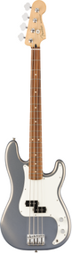 Fender  Player Precision Bass®, Pau Ferro Fingerboard, Silver