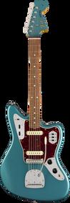 Fender Vintera '60s Jaguar®, Ocean Turquoise, w/bag