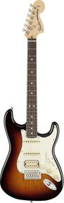 Fender American Performer Stratocaster® HSS, Rosewood Fingerboard, 3-Color Sunburst