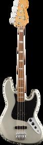 Fender Vintera '70s Jazz Bass®, Pau Ferro Fingerboard, Inca Silver w/bag