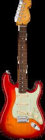 Fender American Ultra Stratocaster®, Rosewood Fingerboard, Plasma Red Burst, w/case