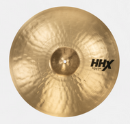 "Sabian 12012XMB HHX 21"" Medium Ride Brilliant"