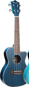 Amahi UK-205EQDB Concert Dark Blue w/bg