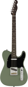 Fender Limited Edition American Professional Telecaster®, Solid Rosewood Neck, Antique Olive IN STOCK!