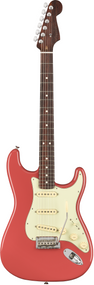 Fender Limited Edition American Professional Stratocaster®, Solid Rosewood Neck, Fiesta Red IN STOCK!