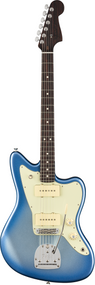Fender Limited Edition American Professional Jazzmaster®, Solid Rosewood Neck, Sky Burst Metallic SAME DAY SHIPPING*