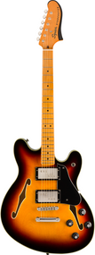 Fender  Classic Vibe Starcaster®, Maple Fingerboard, 3-Color Sunburst