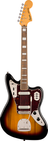 Fender Classic Vibe '70s Jaguar®, Laurel Fingerboard, 3-Color Sunburst