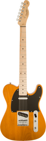 Fender Affinity Series™ Telecaster®, Maple Fingerboard, Butterscotch Blonde
