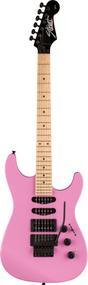 Fender Limited Edition HM Strat®, Maple Fingerboard, Flash Pink IN STOCK!