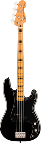 Fender Classic Vibe '70s Precision Bass®, Maple Fingerboard, Black