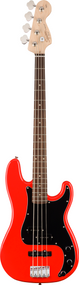 Squier Affinity Series™ Precision Bass® PJ, Laurel Fingerboard, Race Red