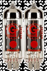Groove Tubes® GT-EL84-S MED DUET
