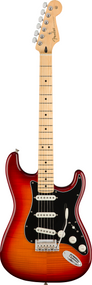 Fender Player Stratocaster® Plus Top, Maple Fingerboard