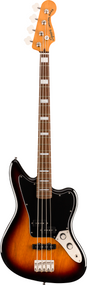 Fender Classic Vibe Jaguar® Bass, Laurel Fingerboard