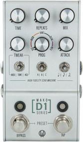 Walrus Audio MAKO Series D1 High-Fidelity Stereo Delay